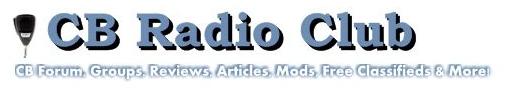 CB Radio Club Logo